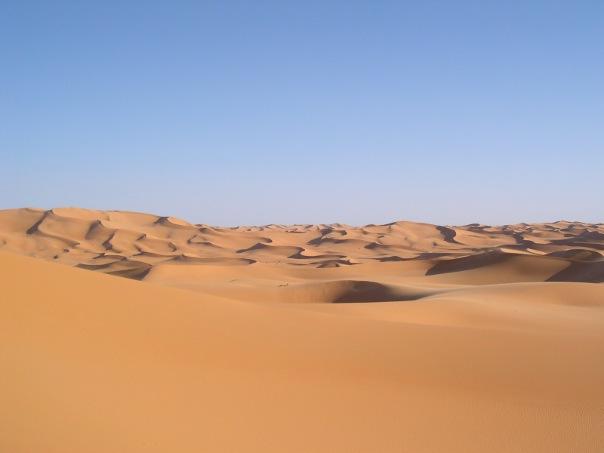 Algeria-deserto