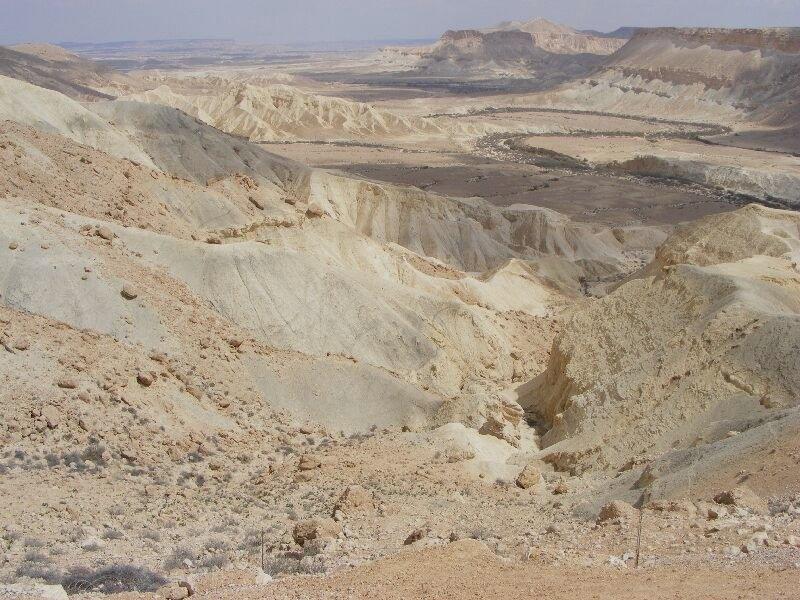 Israele-deserto di Sin