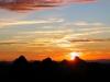 Algeria-Hoggar al tramonto
