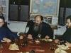 1978- con i metropoliti russi a Tre-fontane