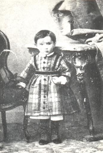 Charles da piccolo