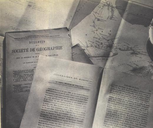 Libro di Charles sul Marocco