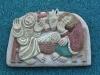 Presepio- in pietra ricostituita