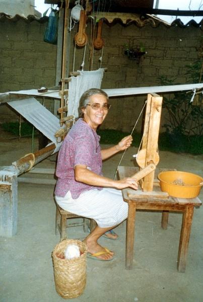 Brasile- tessitura
