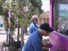 Lunapark di Ostia- pittura stand