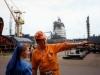 Polonia- al cantiere navale