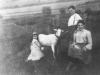 1907- estate dalla nonna a Seuzey