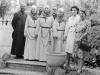 1947- Roma, con mons. Nabaa