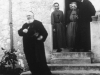 1960- il cardinal Tisserant al Tubet