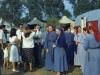 1965- Pellegrinaggio dei gitani a Pomezia