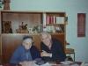 1982-con Jean Vanier a Tre Fontane