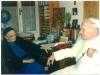 1985-con Giovanni Paolo secondo a Tre Fontane