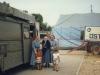 1986- Dalle sorelle con il circo in Austria