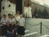 1988- luglio, piazza rossa a Mosca