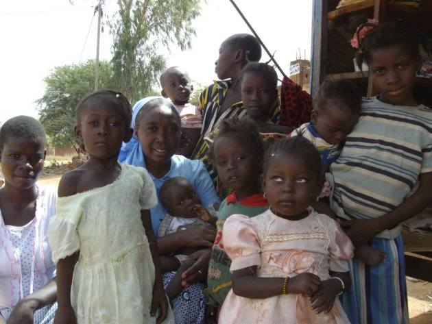Burkina Faso- bambini