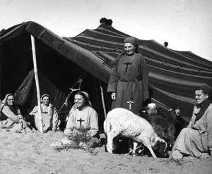 tenda a El Abiodh