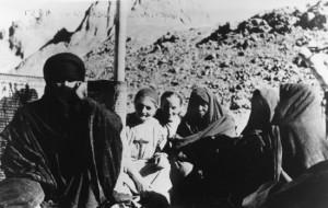 con i Tuareg