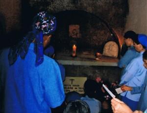 tomba di sorella Magdeleine