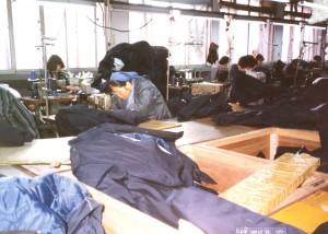 Corea- in fabbrica