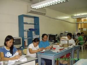 Filippine- lavoro