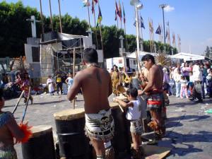 Guadalupe- indios