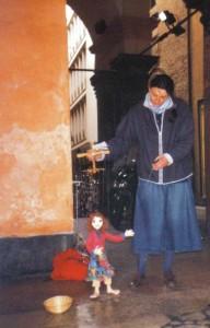 La marionetta di Veronica Miriam a Bologna