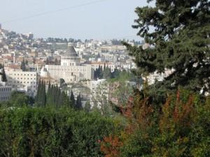 Nazaret- panorama
