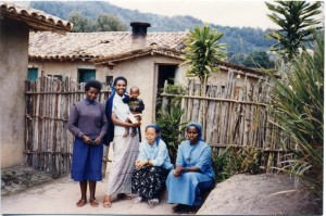 Ruanda- sorelle