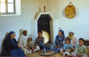 Sorella Magdeleine a El Abiod