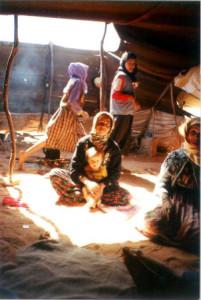 Sotto la tenda- Algeria