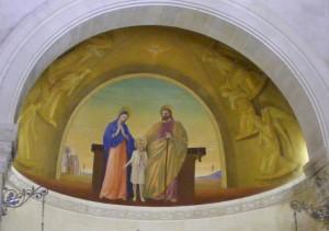 Chiesa di san Giuseppe a Nazaret