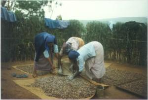 piccole sorelle in Ruanda
