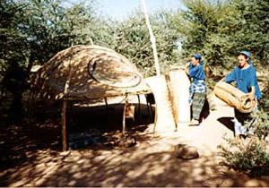tenda in Niger