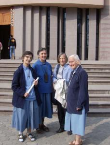 4 sorelle a Tirana