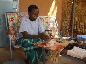 Burkina- lavoro su cuoio