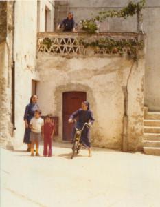 Eianina in Calabria