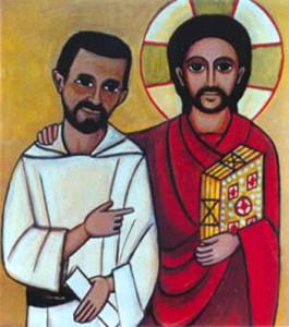 Charles indica Gesù