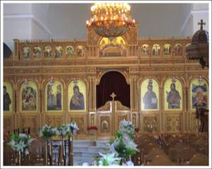 Chiesa ortodossa a Tirana