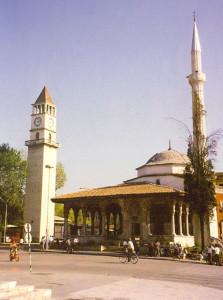 Moschea a Tirana