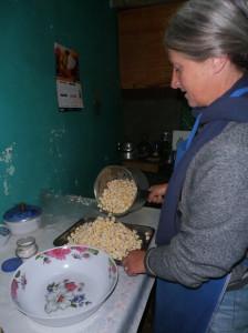 Perù- popcorn