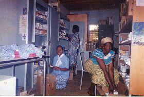 Burkina Faso- medicinali