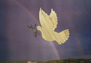 colomba pace di Guillemine