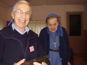 Mariam e Jeanne