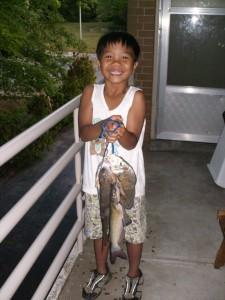 piccolo pescatore filippino