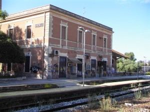 Stazione di Pozzallo