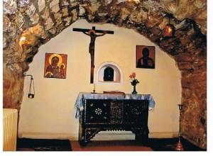 cappella orientale- Damasco