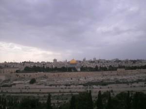 Da Betania a Gerusalemme