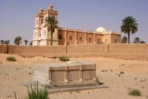 Tomba di fratel Charles