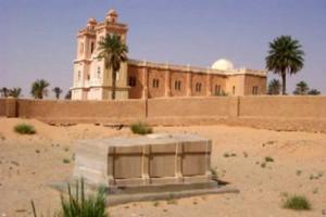 Tomba di fratel Charles a El Golea-Algeria