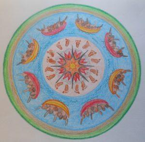 Mandala p.s. Chiara
